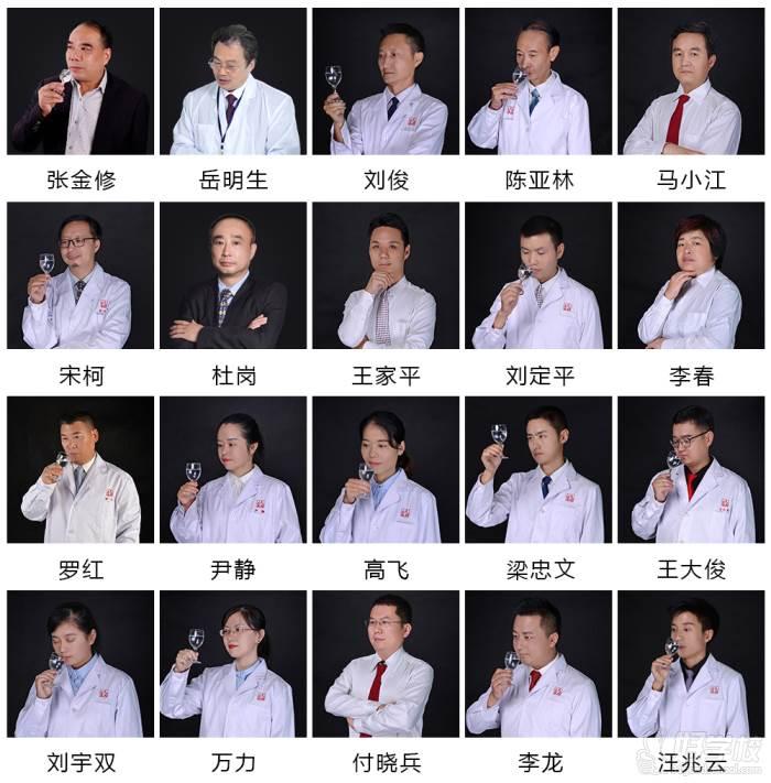 四川省天府名優酒研究中心 中心專家