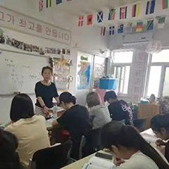 西安韩语专业高级培训课程