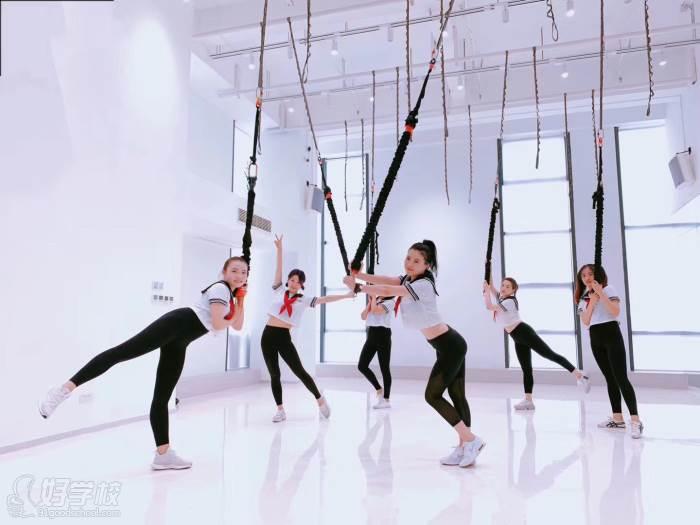 西安習習堂瑜伽培訓學院  學員風采