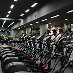 成都中体力健高等职业健身培训学院双流校区图2