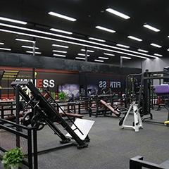 成都中体力健高等职业健身培训学院双流校区图4