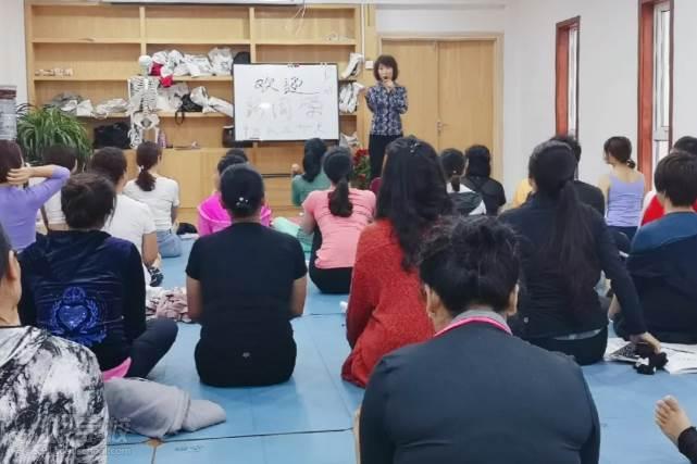 西安瑜堂教育   教学现场