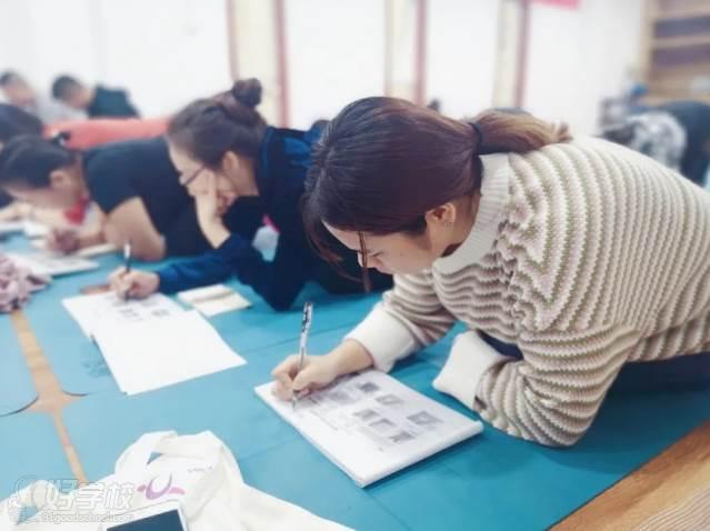 西安瑜堂教育  教学实景