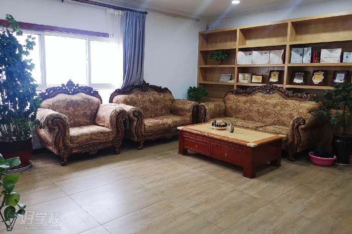 西安瑜堂教育私教培训学院休息区