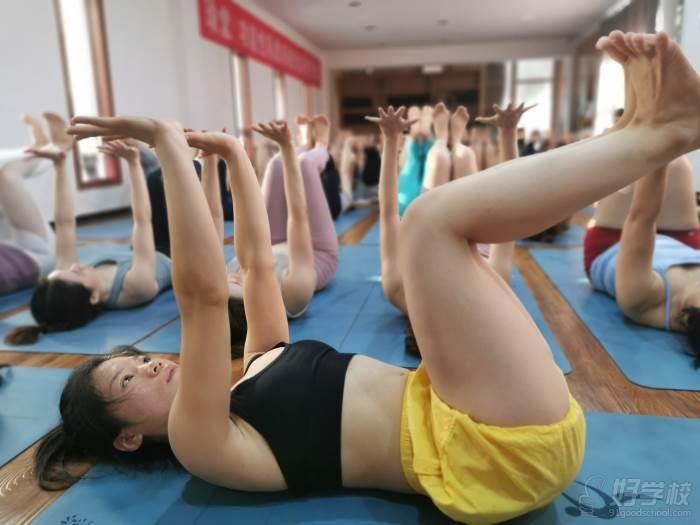 西安瑜堂教育私教培训学院教学实景