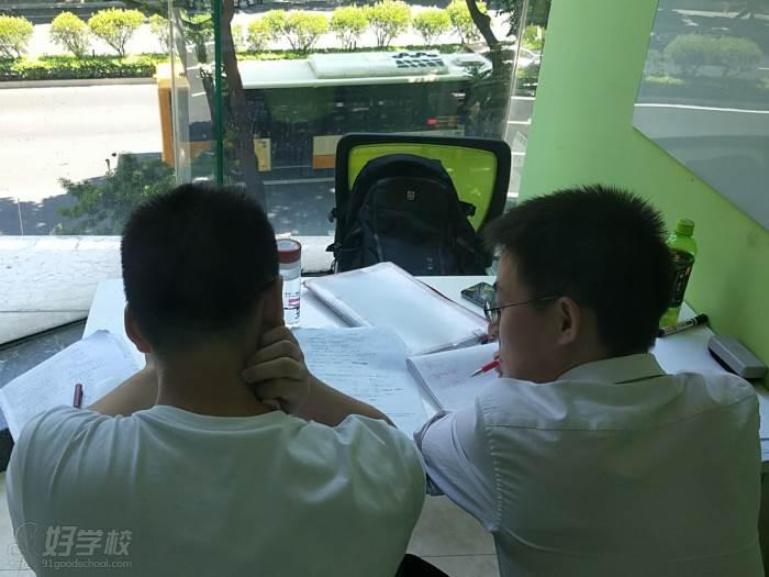 广州思比乐教育 一对一教学花絮