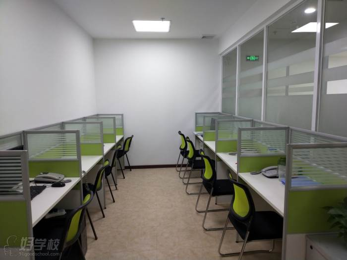 广州思比乐教育 学校课室