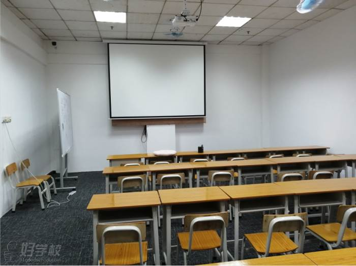 多芬艺考培训中心  教室环境