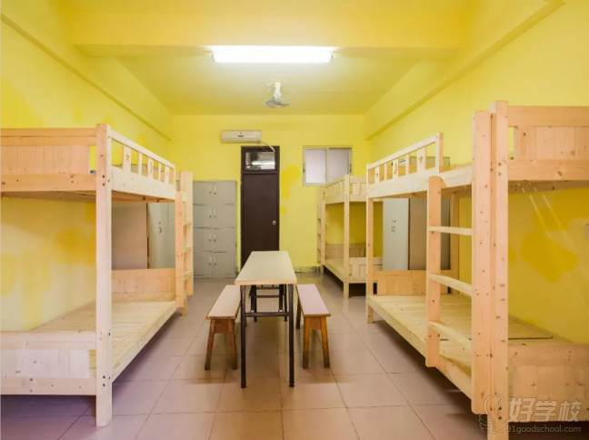 多芬艺考培训中心  宿舍环境
