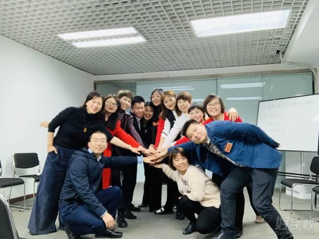 北京金慧语口才演讲培训学校 团队风采