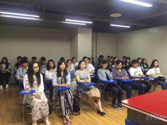 武汉中影嘉宏艺术培训中心教学现场