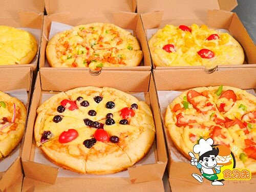 网红多味披萨技术培训课程