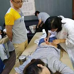 长沙针灸经络理疗+特色灸法线上线下混合系统学习班