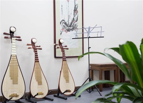 上海秦漢胡同教育 琵琶教室