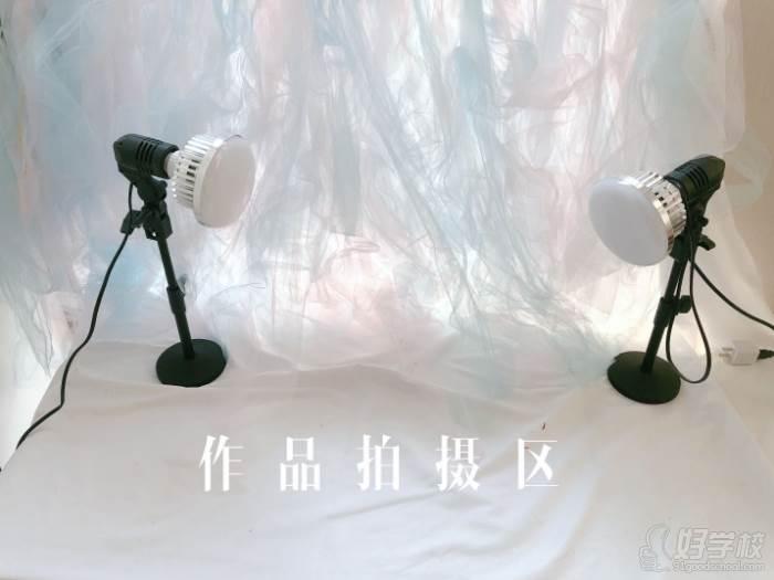 南京愛寵愛·高端寵物烘焙教室  環境展示-作品拍攝區