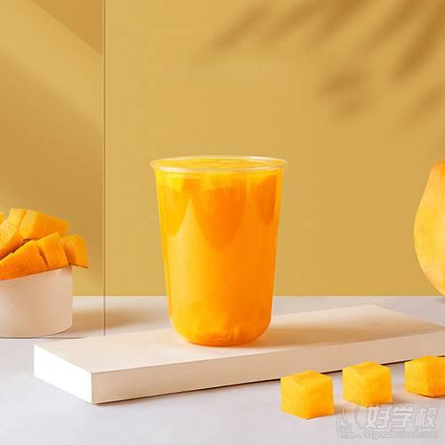 深圳贝勒海餐饮培训学校 芒果汁