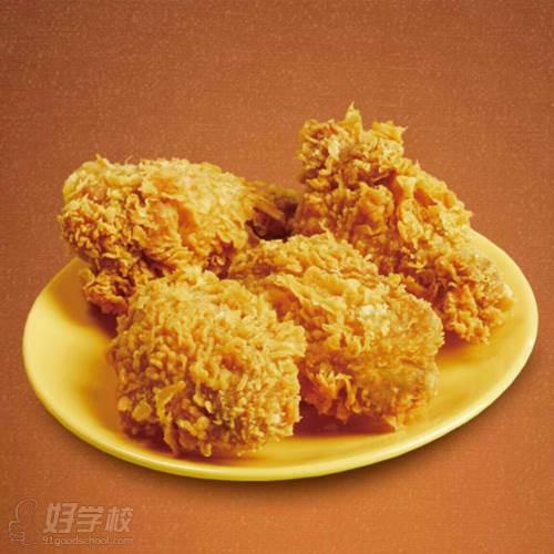 深圳贝勒海餐饮培训学校 香辣鸡翅