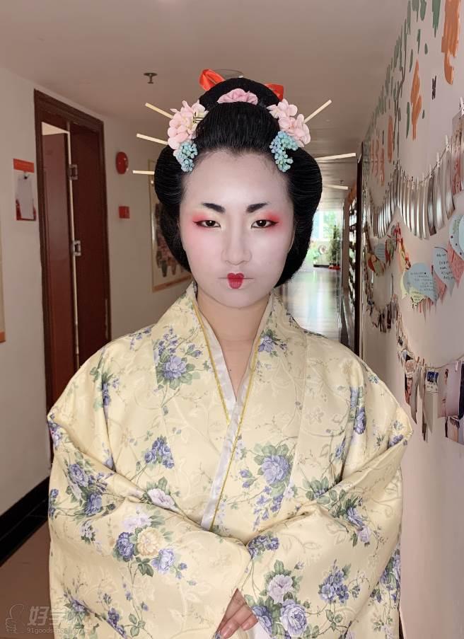 美昵美妝培訓學校   日式妝容