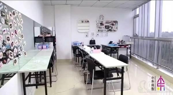 宝鸡小乐造型化妆培训学校 实操环境