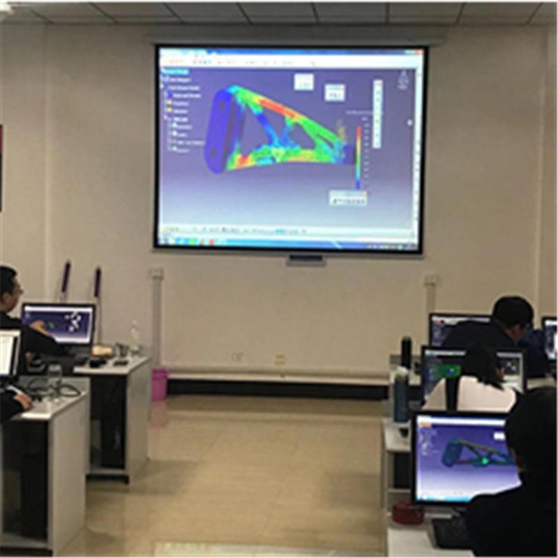 長春CATIA V5電子樣機培訓課程