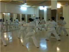 广州空手道培训班