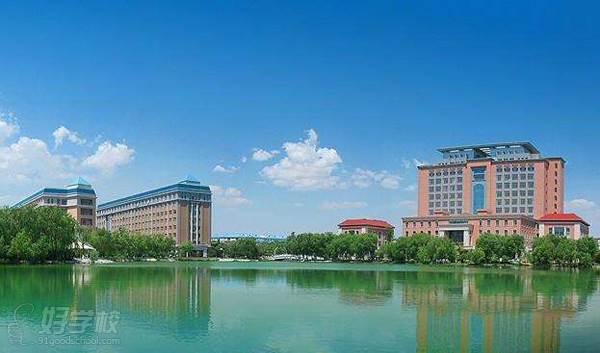 渤海大学 校园环境
