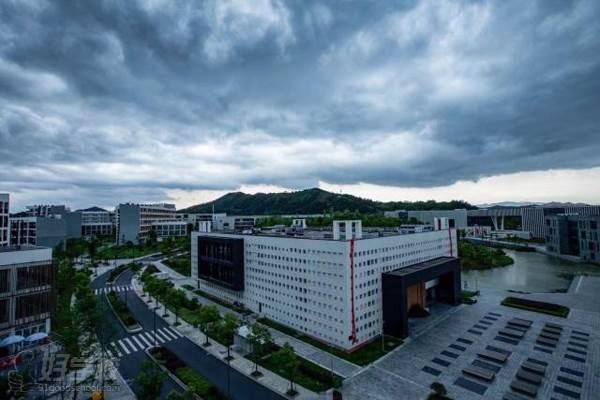 浙江科技大学 校园环境