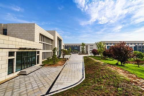江苏建筑职业技术学院 环境展示