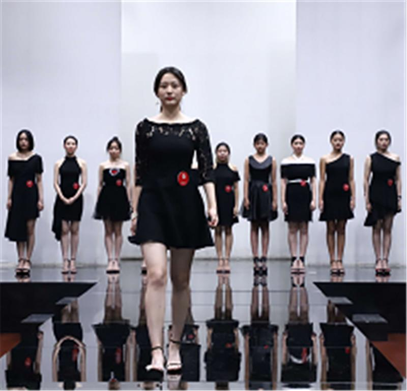 服装表演艺考模特专业培训