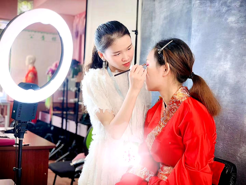 深圳高级时尚彩妆研修班