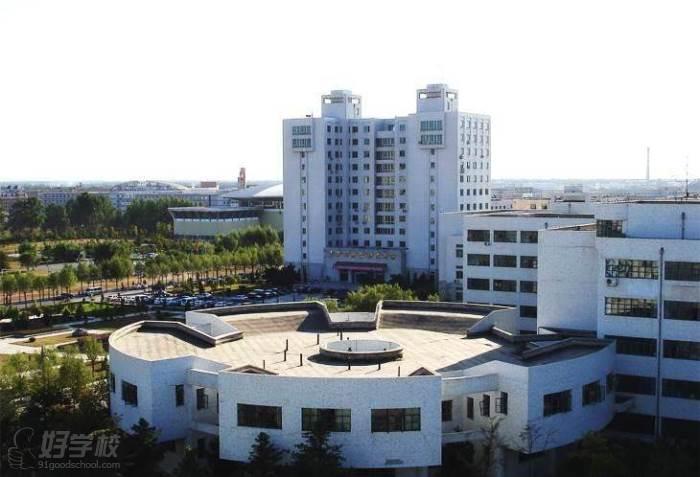 吉林省教育学院 环境展示