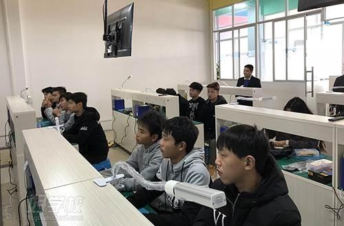 赣州华璞教育 教学现场