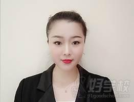 深圳水颜春天美容美甲化妆纹绣培训学校 付老师