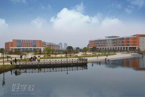 湖南城市學院 校園景觀