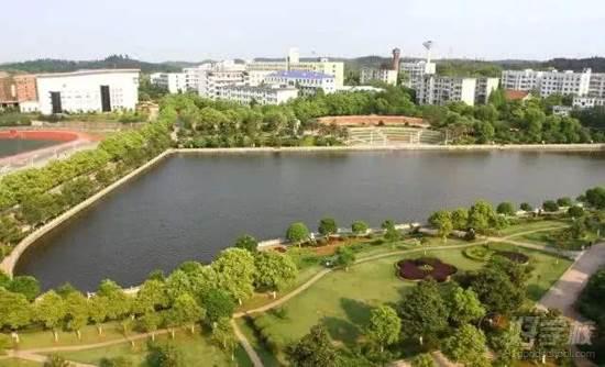 湖南環境生物職業技術學院 校園景觀