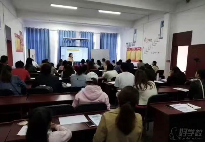 长沙翰林院教育 教学环境