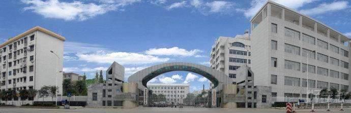 湖南信息职业技术学院 校门