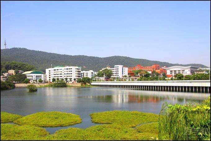 湖南师范大学 环境展示
