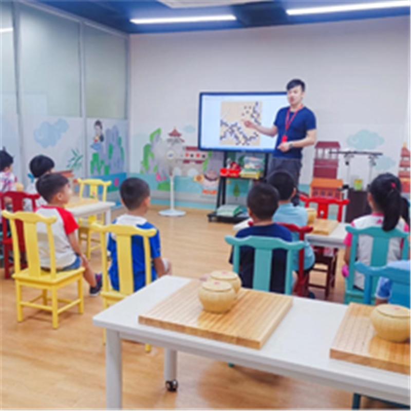 少兒圍棋初級專業培訓課程