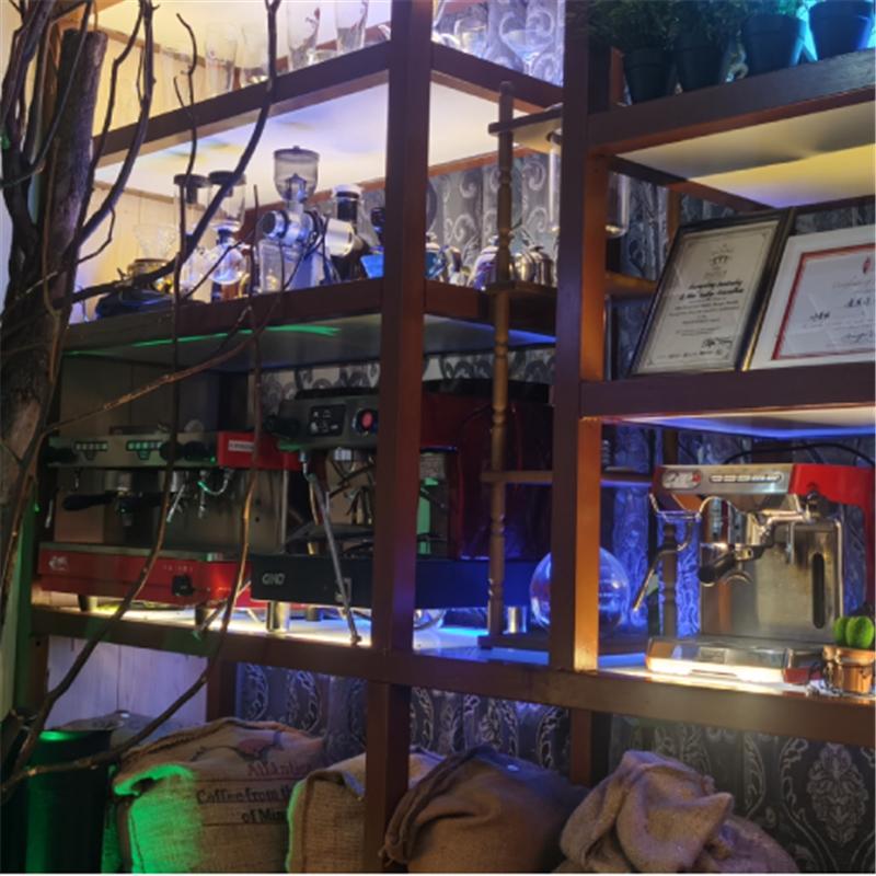 广州APTCIA国际咖啡师认证A班