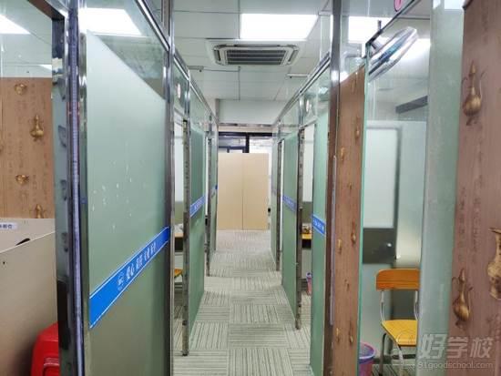 广州明特教育 走廊环境