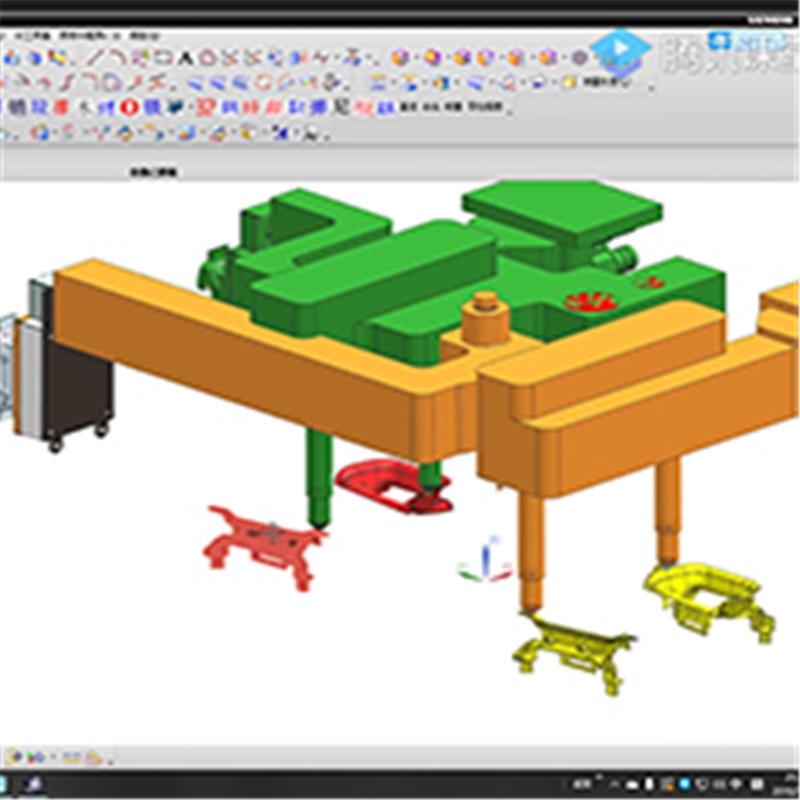 塑膠模具設計零基礎到高級設計師培訓課程