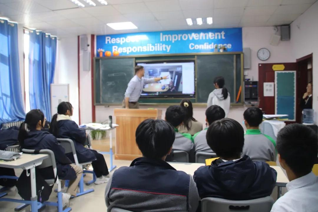 GLP全球學習項目教學現場