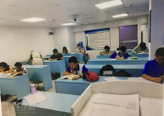广州学成教育 教学现场