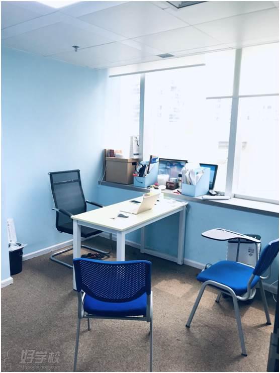 廣州韋文新視界教育 教研大課室