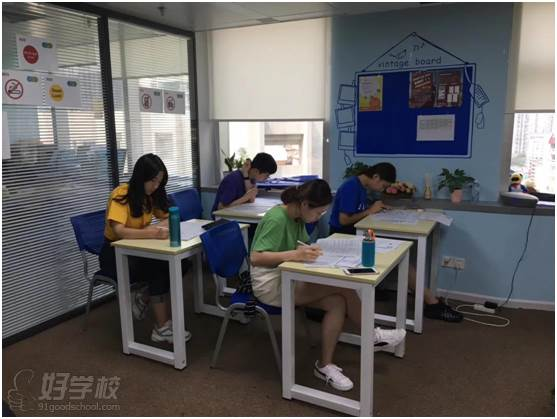 广州韦文新视界教育 教学环境