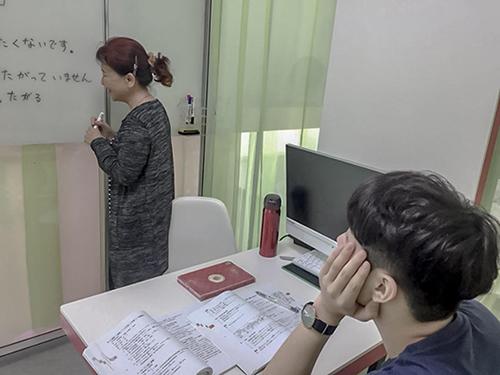 廣東成人實用韓語1-2級培訓課程