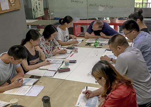广东法语出国留学A2-B1级培训课程