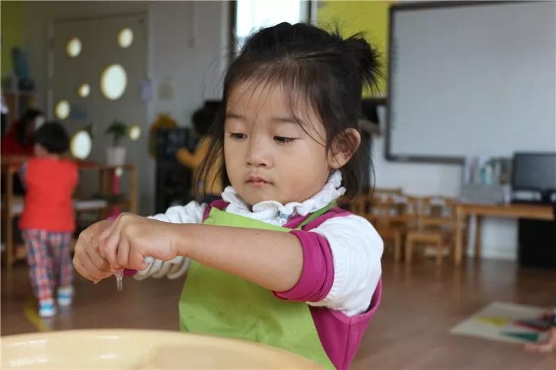 上海蒙台梭利课程高级班