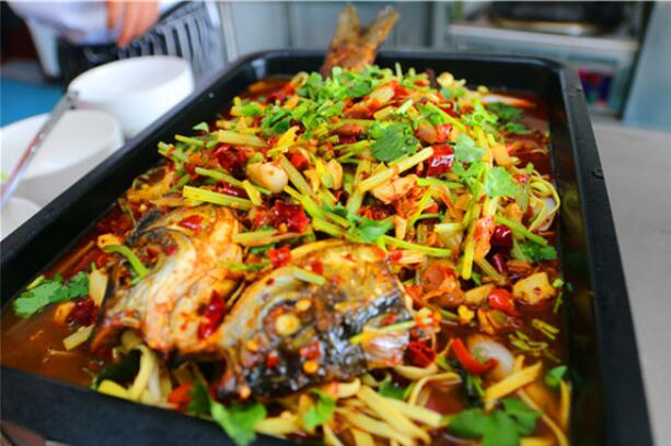 西安万州烤鱼培训课程